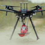 Drone Ground Penetrating Radar