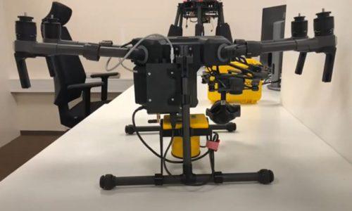 Drone Methane Survey
