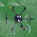 Drone Echo sounder