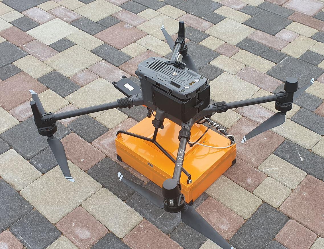 UgCS Drone Aero GPR