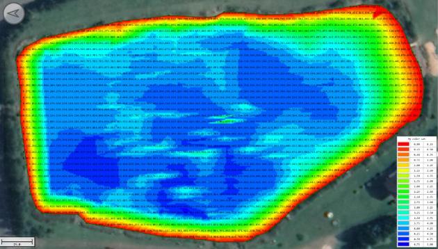 drone bathymetry