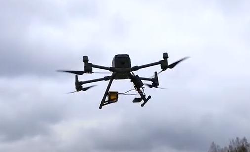 Drone Methane Detection & Survey System